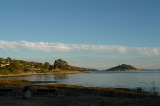 Photo: Weg nach Tiburon