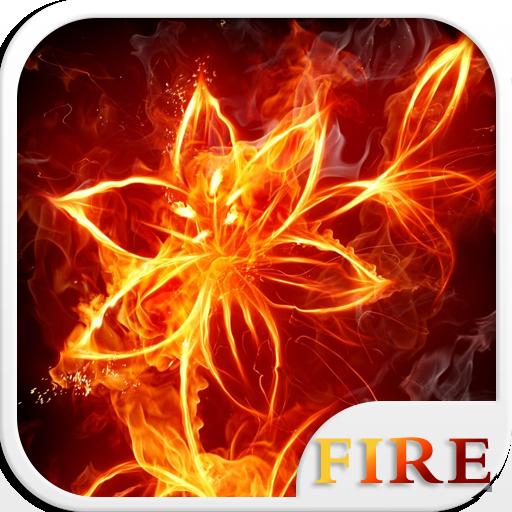 App Insights Fire Flower Emoji Keyboard Apptopia