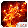 Fire Flower Emoji Keyboard