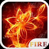 Fire Flower Emoji Keyboard