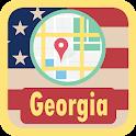 USA Georgia Maps icon