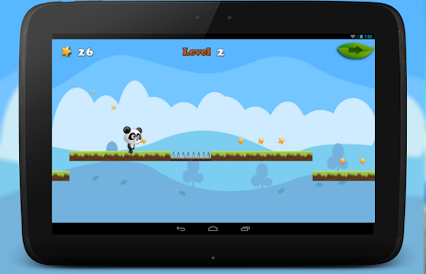 Jungle Panda Run Legend Dash screenshot 3