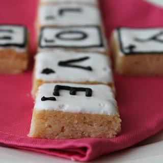 Twice Baked Shortbread