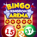 Bingo Kingdom Arena: Best Free Bingo Games icon