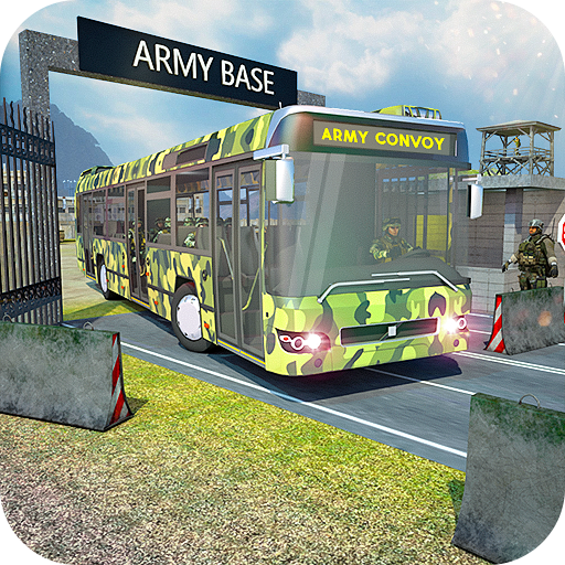 Army Coach Super Bus Driving Android APK Download Free By Geisha Tokyo, Inc.