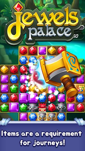 Jewels Palace : Fantastic Match 3 adventure 0.0.8 app download 3