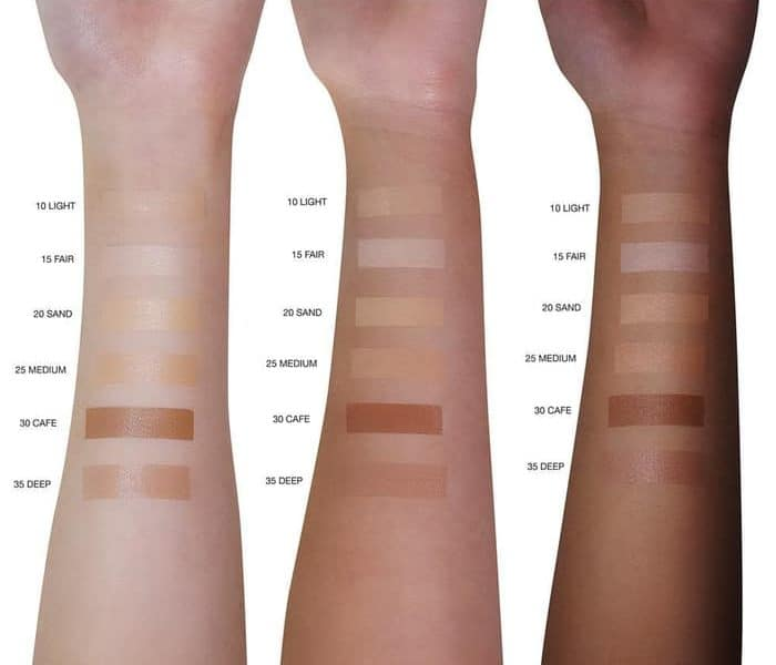 Shade Maybelline Fit Me Concealer