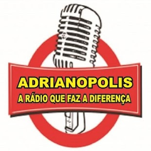 Web Rádio Adrianopolis FM - náhled