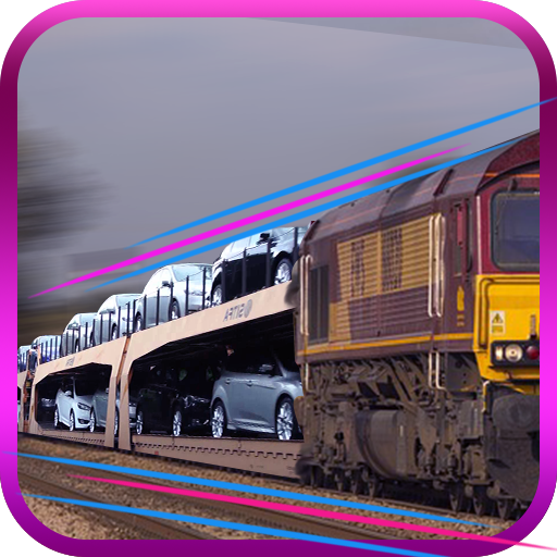 Cargo Train Vehicles Transport