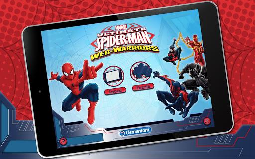 Puzzle App Spiderman 1.2 screenshots 1