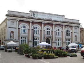 Photo: Flower Market in Piazza de Popolo