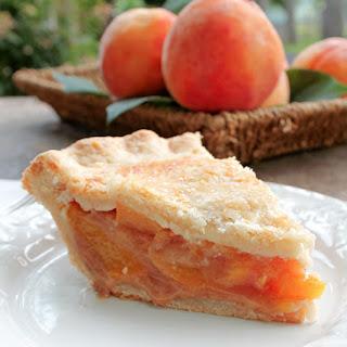 The Perfect Peach Pie Recipe