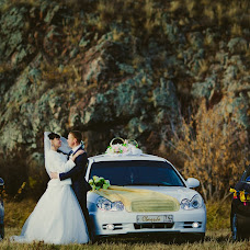 Wedding photographer Anton Grigorev (Grigoryev). Photo of 15.02.2016