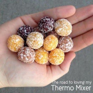 TMX Mini Fruit Balls.