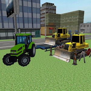 Tractor Driver 3D: City for PC and MAC