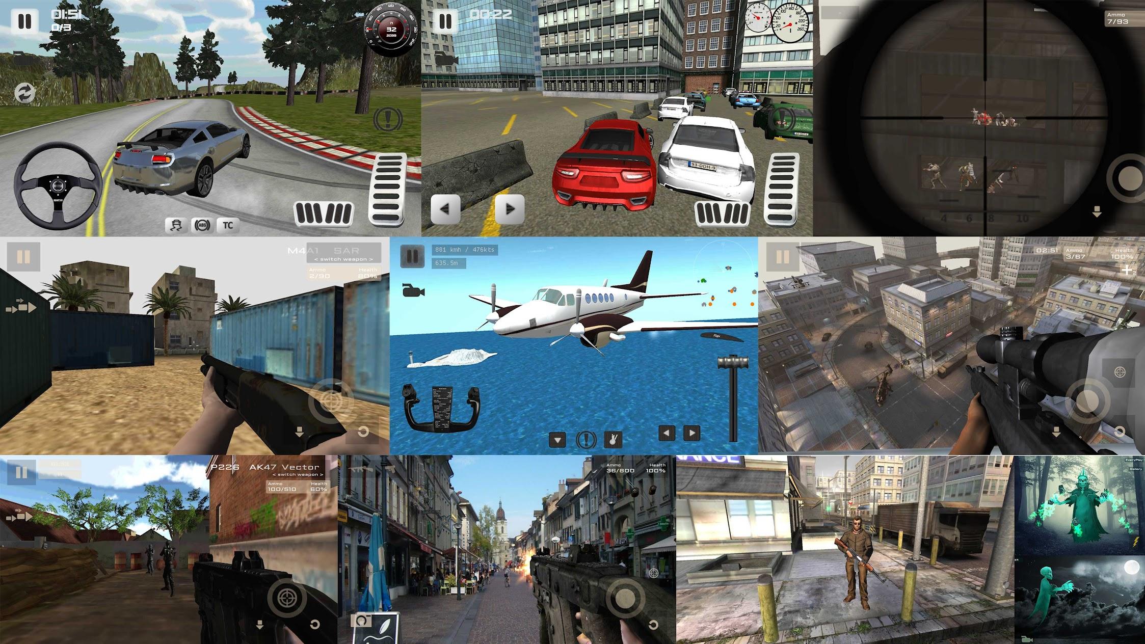 VAPP - Games and Simulators