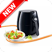 Airfryer Recipes icon