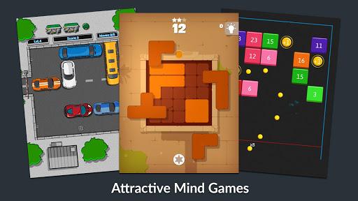 Mini Games - All Games In One  captures d'u00e9cran 2