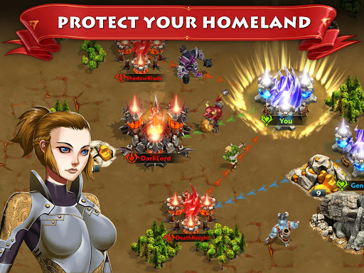 Storm of Wars: Sacred Homeland  screenshots 6