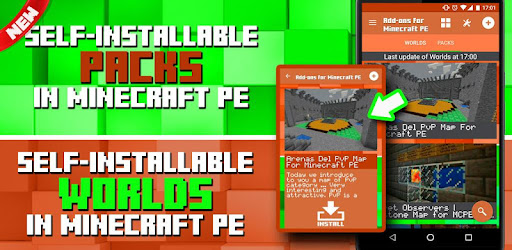 Add-ons for Minecraft PE Free - Apps on Google Play