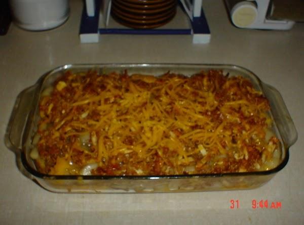 Breakfast Lasagne Recipe