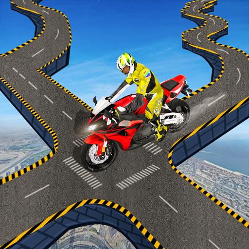 imkansız iz sürücü: motosiklet oyunlar 3 boyutlu APK