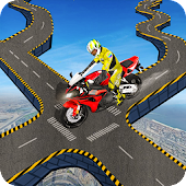 Impossible Bike Driving: Free Bike Games