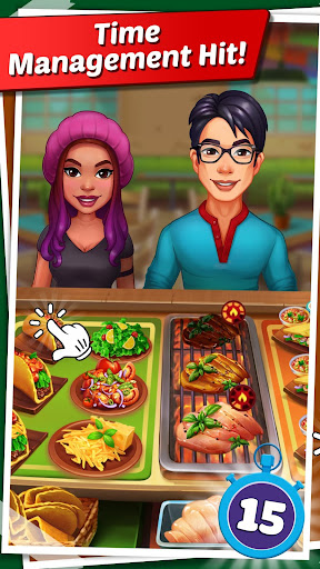COOKING CRUSH: Cooking Games Craze & Food Games 1.0.8 screenshots 2