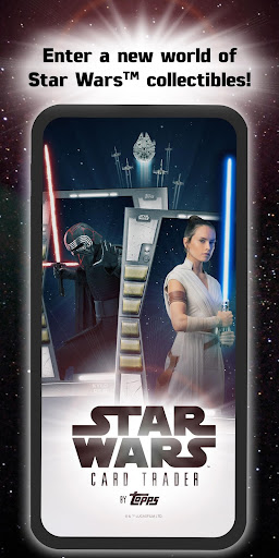 Star Wars™: Card Trader by Topps screenshot 1