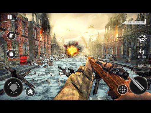 Call for War - Sniper Duty WW2 Battleground 2.3 screenshots 11