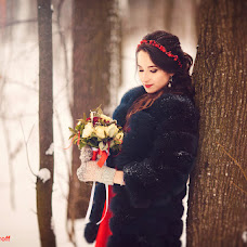 Wedding photographer Aleksandr Bystrov (bystroff). Photo of 24.01.2017