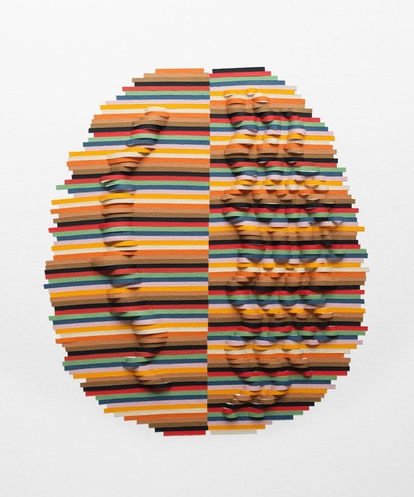 La mente reinventada en cerebros de papel por Elsa Mora