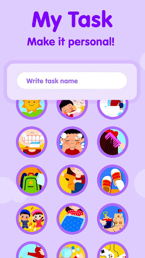 Timo Kids Routine Timer - from Morning to Evening 2.1.1 Screenshots 3
