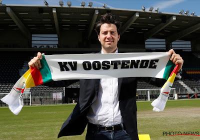 Le retour de la Pro League : au KV Ostende, tout est à rebâtir