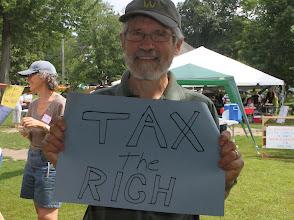 Photo: Tax the Rich