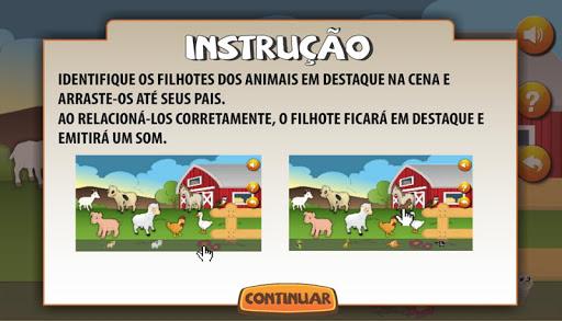 Os Filhotes dos Animais 1.0.2 screenshots 3