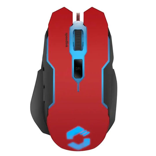 SpeedLink - Contus Gaming Mouse /Black-Red
