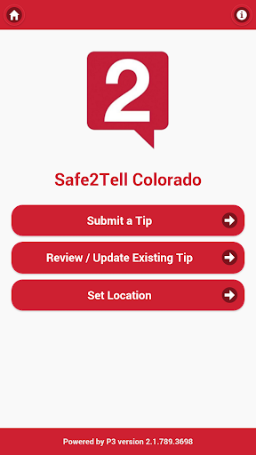 Safe2Tell CO