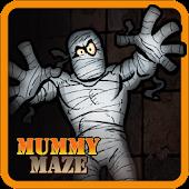 Mummy and Maze