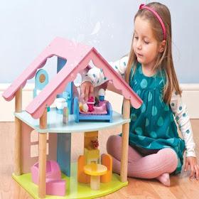 Кукла Дома головоломки