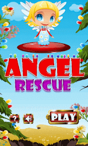 Angel Rescue : Hoping on ledge screenshot 2