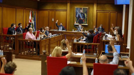 Una inyección de casi dos millones de euros para la provincia, aprobada en Pleno