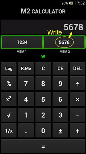 Download M2 Calculator Google Play Softwares
