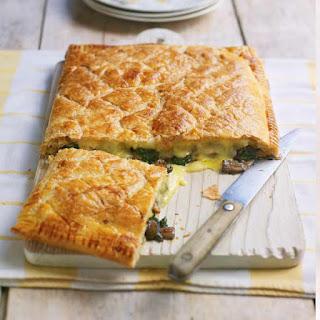 Savory Vegetarian Tart Recipes