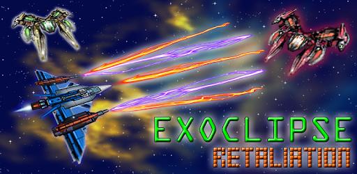 Exoclipse Retaliation captures d'écran