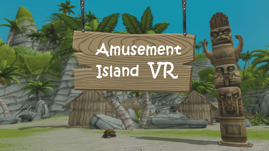Amusement Island VR Cardboard- screenshot thumbnail