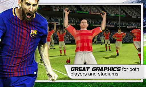 Fútbol real FIFFA - FIF Soccer screenshot 1