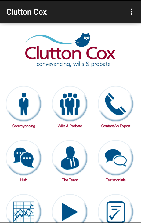 Clutton Cox Conveyancing- screenshot