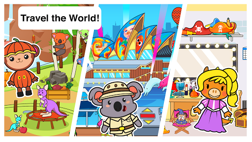 Télécharger Gratuit Main Street Pets Big Vacation - Big Pets Holiday! apk mod screenshots 3