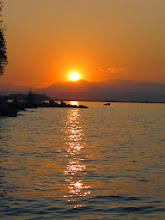 Photo: Sunset Peschiera del Garda  #lagodigarda